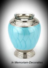 Mini urn met kaars