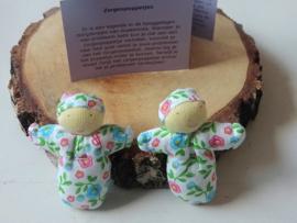 Zorgenpopje-Worry Doll 3 stuks
