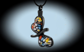 Cremation jewelry-Butterfly