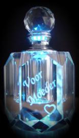 Foto in parfumflesje -B