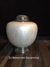 ENGRAVED COMPANION CREMATION ASHES URN