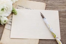Wat schrijf ik op een rouwkaart(je)?