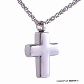 Ashanger met kruis