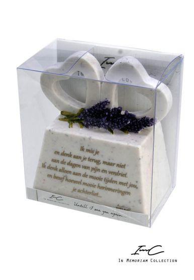 Hart In Memoriam Gedicht Ik Mis Je Gedenkhartje Met Tekst