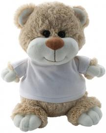 Grote Knuffelbeer (50 cm) met naam en/of geboortedatum