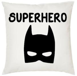 Kussen Superhero