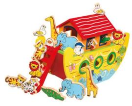 Ark van Noach groot