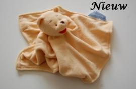 Tuttelpopje / knuffeldoek Pooh met naam