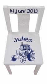 Stoeltje Tractor - verkrijgbaar in meerdere modellen