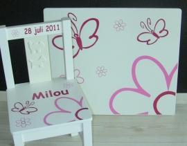 Tafel en stoeltje(s) Butterfly