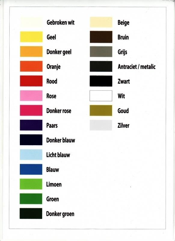 Stoer stoeltje met naam jongen (diverse kleuren)