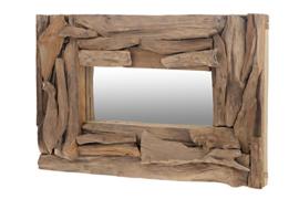 Spiegel - houten lijst