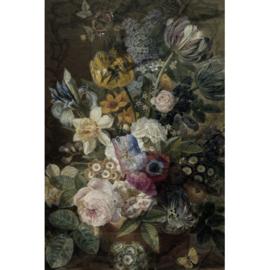 120 x 180 cm - Schilderij Dibond - Foto op aluminium - Stilleven bloemen - Mondiart