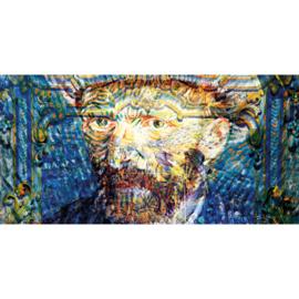 200 - 100 - Schilderij Dibond - Foto op aluminium - Vincent van Gogh - Mondiart