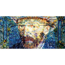 200 - 100 cm - Schilderij Dibond - Foto op aluminium - Vincent van Gogh - Mondiart