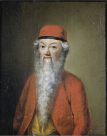 Foto op hout - Jean-Étienne Liotard