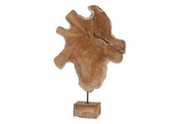 Houten kunst - Beeld - sculptuur - houten ornament