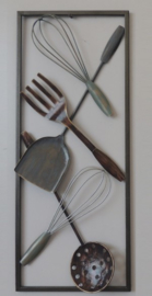 Frame Art - Abstract - Kunst - Keuken