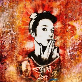 Schilderij Dibond - Poster