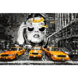 180 x 120 cm - Schilderij Dibond - Foto op aluminium - New York - fotokunst - Mondiart