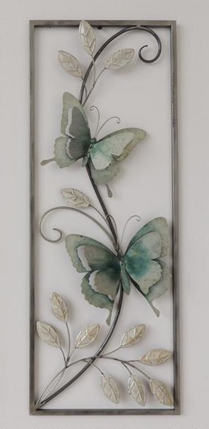 Frame Art - Vlinders