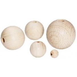houten kralen XXL