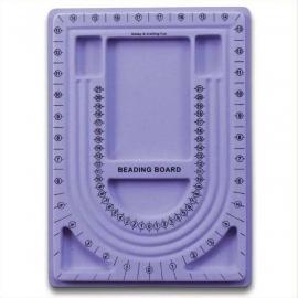 CE490101/0292- stevige kwaliteit kralenbord 24x33cm