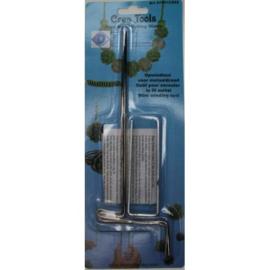 DH470012/002- draadvormer draadpen voor aliminiumdraad en metaaldraad