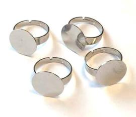 TH118081565- 4 stuks ringen met tray van 16mm
