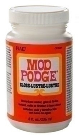 Mod Podge 236ML - glans