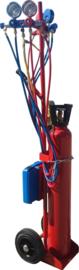 Formeergas afpersset LUXE (inclusief cilinder)
