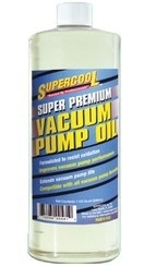 Vacuümpomp olie