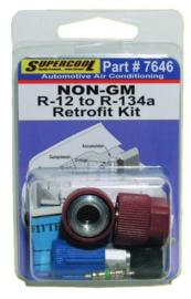 Retrofit Kit R12 - R134A