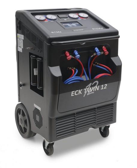 Aircomachine Ecotechnics ECK Twin12  R134A en R1234YF