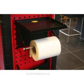 Papierrolhouder passend op Benson 1268-Delig (rood) gevulde gereedschapswagen