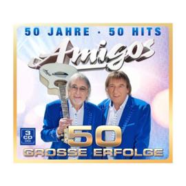 Amigos – 50 Jahre – 50 Hits – 50 Grosse Erfolge – (3CDbox)