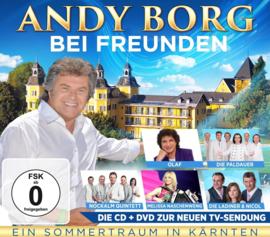 Andy Borg - Bei Freunden - CD+DVD- Ein Sommertraum in Kärnten