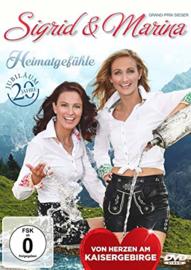 Sigrid & Marina – Heimatgefuhle – von Herzen am Kaisergebirge (DVD)