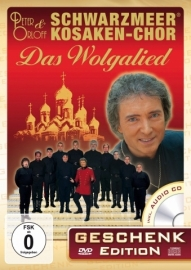 PETER ORLOFF & SCHWARZMEER KOSAKEN-CHOR - CD + DVD