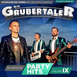 GRUBERTALER- die grössten partyhits vol 9- (CD)