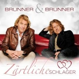 Brunner und Brunner - Zärtliche Schlager - 2CD