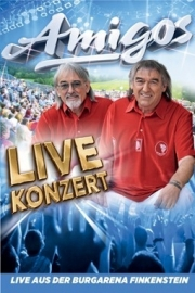 Amigos - Live Konzert - Teil 1 & 2 - Live aus der Burgarena Finkenstein