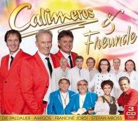 CALIMEROS & Freunde ( 3 CD box )