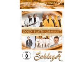 VARIOUS GOLD, PLATIN, DIAMANT SCHLAGER