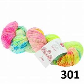 Meilenweit  merino 1 kleur 301 Assam