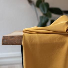 Soft  stretch twill, amber
