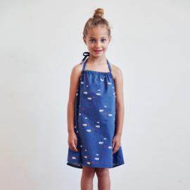 Katia Fabrics - Rugloze jurk