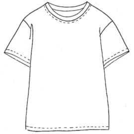 Katia Fabrics - Hemd met korte mouwen