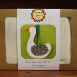 Vilt Pakket - Felt Goose