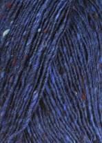 Donegal Tweed - kleur 35 donker blauw